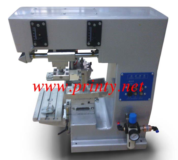 Table top pad printer,mini pneumatic ink tray pad printing machine,good quality inktray pad printer equipment